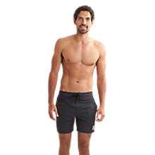 "Buy Speedo Textured Printed 16"" Leisure Watershort Swimshorts Online at johnlewis.com"