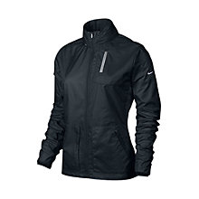 Buy Nike Women's Explore Running Jacket, Black Online at johnlewis.com
