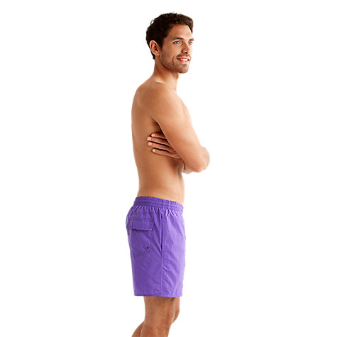 "Buy Speedo Scope 16"" Watershort Swimshorts, Purple Online at johnlewis.com"