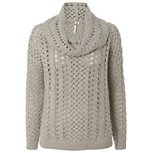 Buy White Stuff Atomic Jumper, Grey Goose Online at johnlewis.com