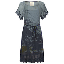 Buy White Stuff Ava Dress, Ice Grey Online at johnlewis.com