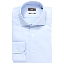 Buy Boss Black Gerald Easy-Iron Long Sleeve Shirt Online at johnlewis.com