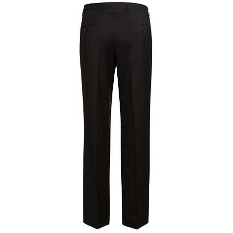 Buy BOSS Shout Suit Trousers, Black Online at johnlewis.com
