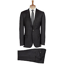 Buy Boss Black Hutson Gander Suit, Charcoal Online at johnlewis.com
