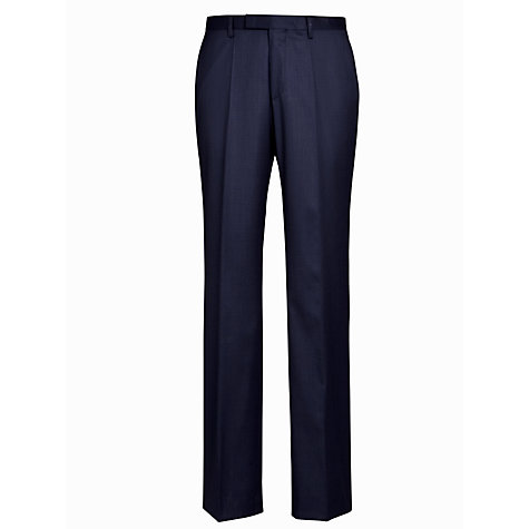 Buy BOSS James Sharp Suit, Navy Online at johnlewis.com