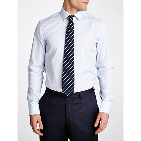 Buy BOSS Juri Slim Fit Easy Iron Long Sleeve Shirt Online at johnlewis.com