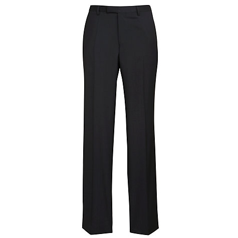 Buy BOSS Shout Suit Trousers, Navy Online at johnlewis.com