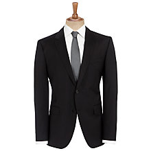 Buy BOSS The Rider Suit Jacket, Black Online at johnlewis.com