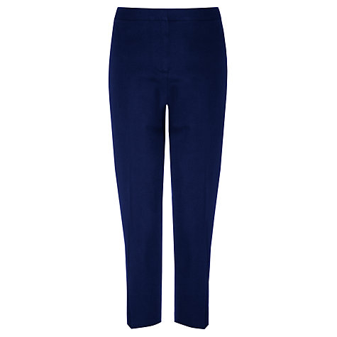 Buy COLLECTION by John Lewis Duffy Crop Twill Trousers Online at johnlewis.com