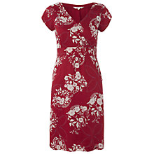 Buy White Stuff Lottie Dress, Russian Red Online at johnlewis.com