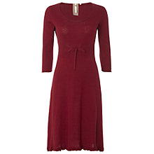 Buy White Stuff Sally Dress, Burnt Red Online at johnlewis.com