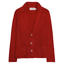 Buy Seasalt Mylor Jacket Cloned, Red Online at johnlewis.com