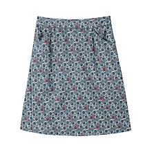 Buy Seasalt Killingley Skirt, Green Online at johnlewis.com