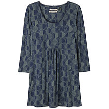 Buy Seasalt Trevilley Tunic, Frost Stones Squid Ink Online at johnlewis.com