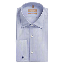 Buy Richard James Mayfair Fine Stripe Shirt Online at johnlewis.com