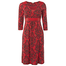 Buy White Stuff Kasha Dress, Russian Red Online at johnlewis.com
