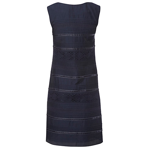 Buy White Stuff Grace Dress, Midnight Online at johnlewis.com