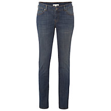 Buy White Stuff Abigail Straight Leg Jeans, Denim Online at johnlewis.com