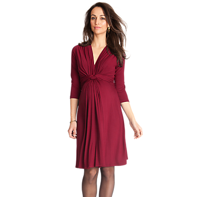 Product photo of S raphine jolene maternity dress claret