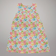 Buy John Lewis Floral Print Dress, Multi Online at johnlewis.com