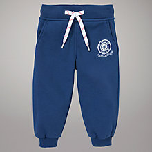 Buy Gant Sweat Pants, Blue Online at johnlewis.com