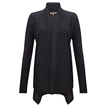 Buy Jigsaw Short Drape Cardigan Online at johnlewis.com