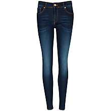 Buy Ted Baker Morgann Jeans. Mid Wash Online at johnlewis.com