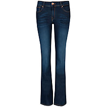 Buy Ted Baker Maelie Denim Jeans, Mid Wash Online at johnlewis.com
