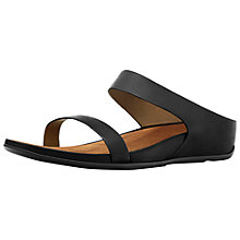 Buy FitFlop Banda Slide Sandal Online at johnlewis.com