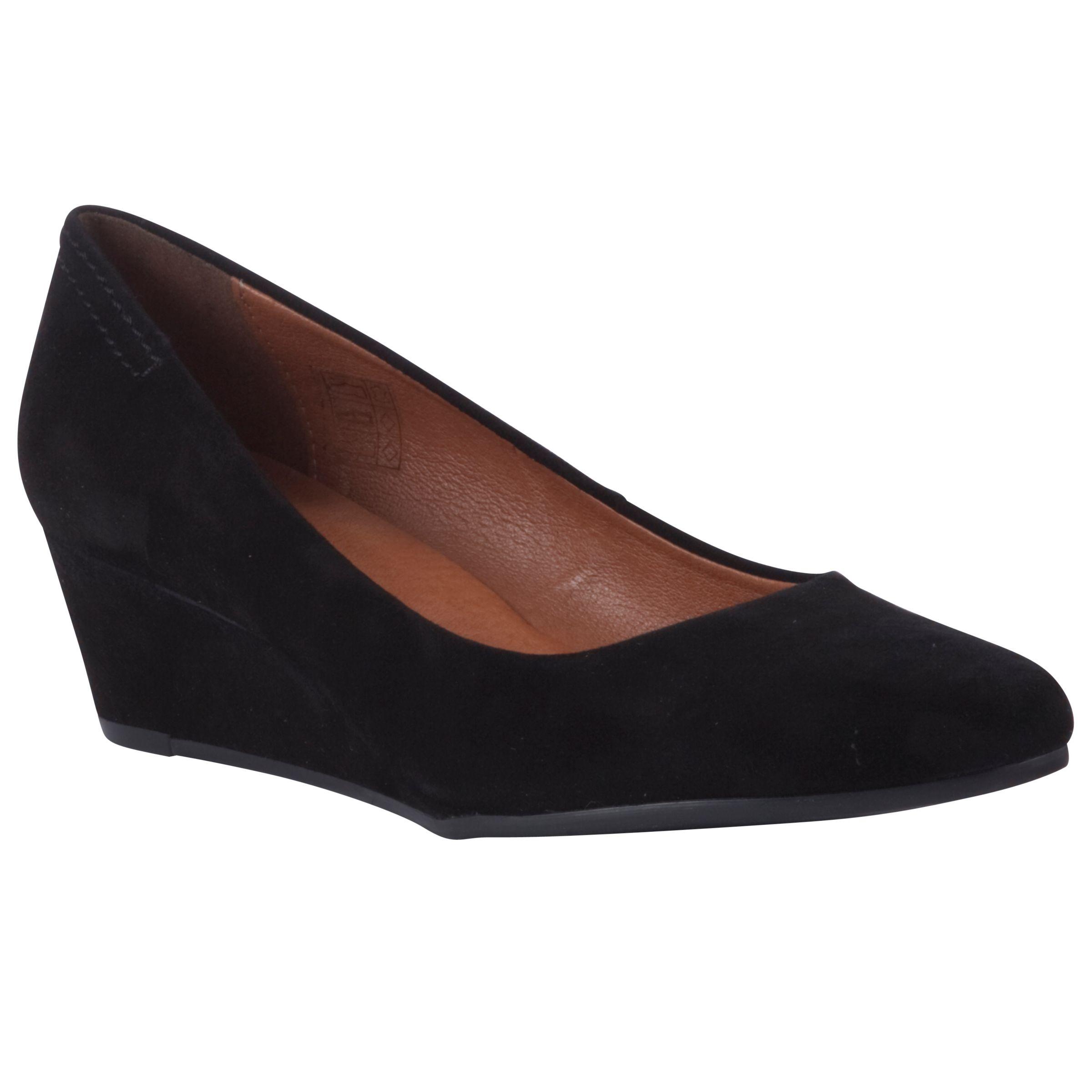 John Lewis Lexington Court Shoes, Black
