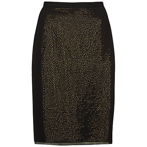Buy Fenn Wright Manson Carole Skirt, Black Online at johnlewis.com