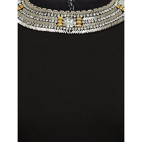 Buy Fenn Wright Manson Carla Embellished Dress, Black Online at johnlewis.com