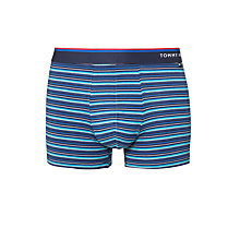 Buy Tommy Hilfiger Romus Stripe Stretch Trunks, Blue Online at johnlewis.com