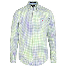Buy Gant Tattersal Check Shirt Online at johnlewis.com