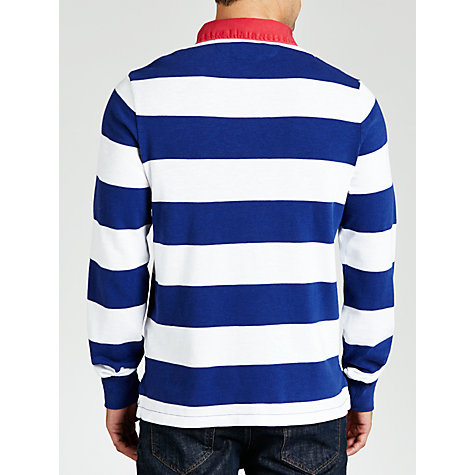 Buy Polo Ralph Lauren Striped Rugby Top Online at johnlewis.com