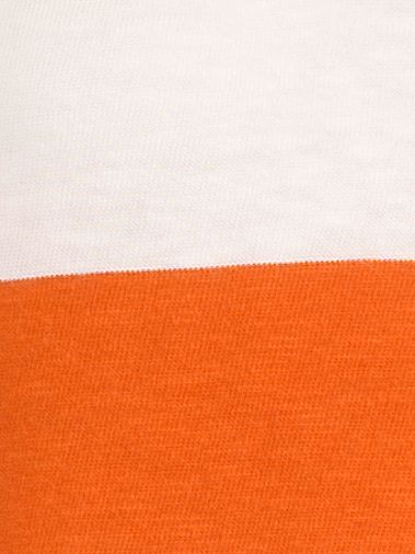 Orange/Classic Oxford White