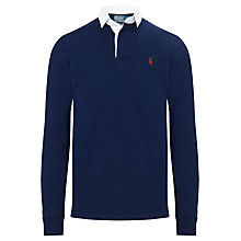 Buy Polo Ralph Lauren Rugby Top Online at johnlewis.com