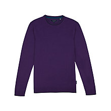 Buy Ted Baker Paulbur Crew Neck Jersey Top Online at johnlewis.com