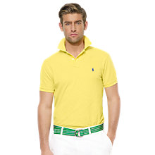 Buy Polo Ralph Lauren Custom Fit Polo Top Online at johnlewis.com