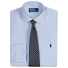 Buy Polo Ralph Lauren Striped Spread Collar Shirt Online at johnlewis.com