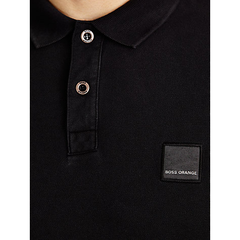 Buy BOSS Orange Slim Fit Polo Shirt Online at johnlewis.com