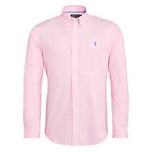 Buy Polo Ralph Lauren Gingham Check Shirt Online at johnlewis.com