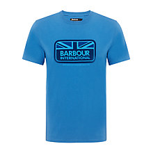 Buy Barbour International Union Jack T-Shirt Online at johnlewis.com