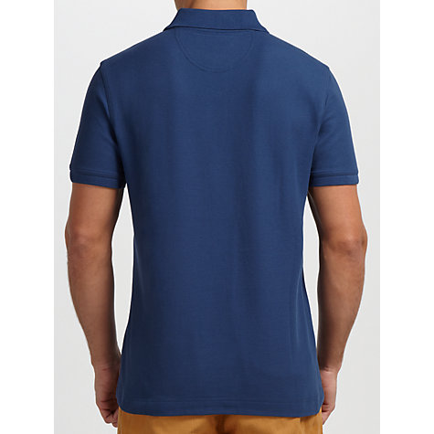 Buy Barbour Pique Cotton Sports Polo Shirt Online at johnlewis.com