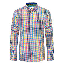 Buy Barbour Tamworth Check Shirt, Multi Online at johnlewis.com
