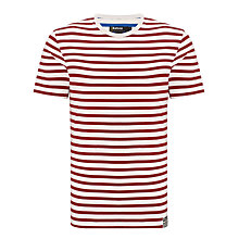 Buy Barbour International Mason Striped T-Shirt Online at johnlewis.com