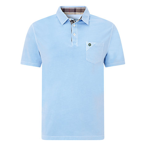 Buy Barbour Laundryman Cotton Polo Shirt Online at johnlewis.com