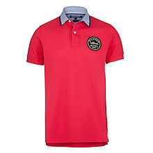 Buy Tommy Hilfiger Bob Polo Top Online at johnlewis.com