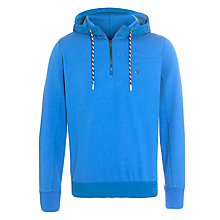 Buy Tommy Hilfiger Pando Hooded Sweatshirt, Bright Blue Online at johnlewis.com