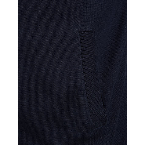 Buy Barbour International Pride Zip-Up Sweat Top, Navy Online at johnlewis.com